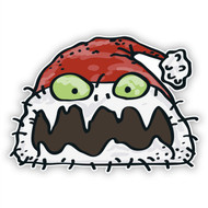 Doodle Jump Holiday Monster