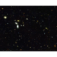 A Multitude of Distant Galaxies