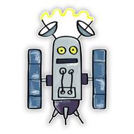 Space Monster Robot (Satellite)