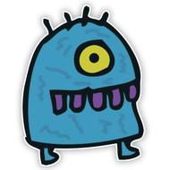 Blue Monster (One Eye)