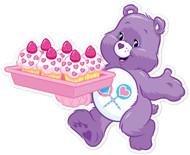 Share Bear Cupcake Tray