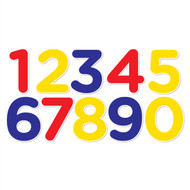 Numbers Set I (Primary Colors)