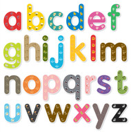 PaddleDuck Learning Special Alphabet Set (Lowercase Characters)