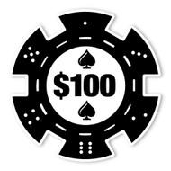 Begsonland Poker Chip