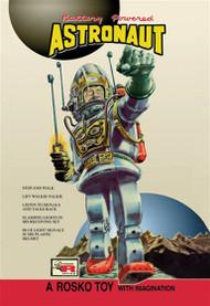 Battery Powered Astronaut