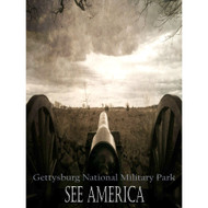 Gettysburg National Military Park by Bryan Bromstrup