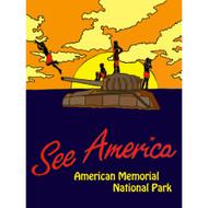 American Memorial Park by Joshua Sierra