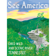 Obed Wild and Scenic River by Kara Gunter