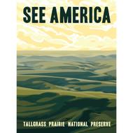 Tallgrass Prairie National Preserve by Alexis Lampley