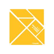 CrayoIa Wall Tangram: I AM Macaroni & Cheese