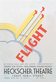 Flight at the Heckscher Theatre