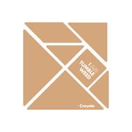 CrayoIa Wall Tangram: I AM Tumble Weed