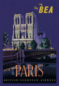 BEA Paris and Notre Dame