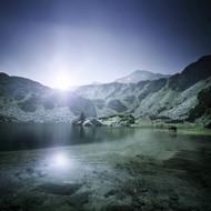 Ribno Banderishko Lake In Pirin National Park Bansko Bulgaria