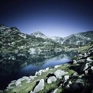 Ribno Banderishko Lake And Pirin National Park Bansko Bulgaria