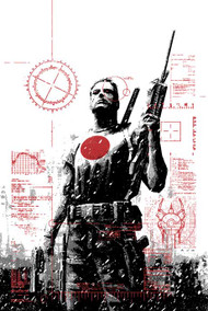 Bloodshot Art I