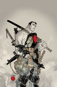 Bloodshot Art IV
