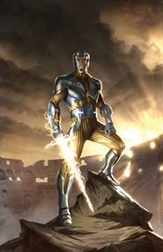 X-O Manowar Art IV