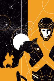 X-O Manowar Art V