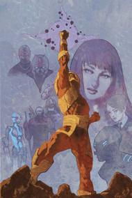 X-O Manowar Art VII