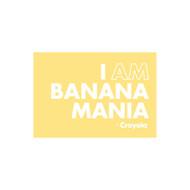 Crayola Colors Wall Graphic: I AM Banana Mania