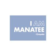 Crayola Colors Wall Graphic: I AM Manatee