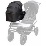Mountain Buggy Carry Cot for Duet (Original) - Black