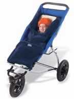 Outlook Pram Snug with Lambswool Liner