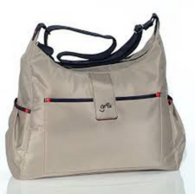 gr8x Penny Top Zip Hobo Nappy Bag