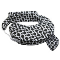 My Brest Friend DELUXE Nursing Pillow with Plush Cover