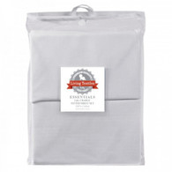 Living Textiles 2-pack  Cotton Fitted Sheet Set - Cradle