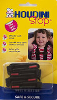 Houdini Stop - Twin Pack - Car Restraint Chest Strap