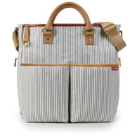 Skip Hop Duo Spec Edition Diaper Bag - French Stripe