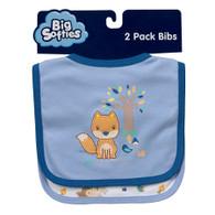Big Softies 2 pack Bibs - Boy