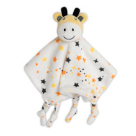 The Little Linen Company Australia Comforter - Giraffe Star