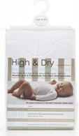 Sweet Dreams High & Dry Bassinet Mattress Protector