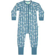 ergoPouch Winter Sleep Suit (2.5 Tog) - Midnight Arrows