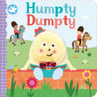 Little Me Humpty Dumpty Finger Puppet Book