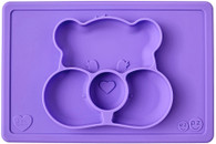 Ezpz Care Bears Mat - Share Purple