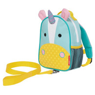 Skip Hop Zoo Mini Backpack with Rein - Unicorn