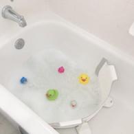 BabyDam – The original bath water barrier