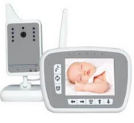 Roger Armstrong Sleep Easy Deluxe Crystal Clear Baby Viewer RA9022G