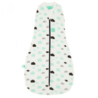 ergoPouch Cocoon Swaddle Bag (1.0 tog) - Clouds