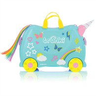 Trunki Una the Unicorn Ride on Suitcase