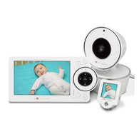 "Project Nursery 5"" HD Video Baby Monitor with Mini Monitor"