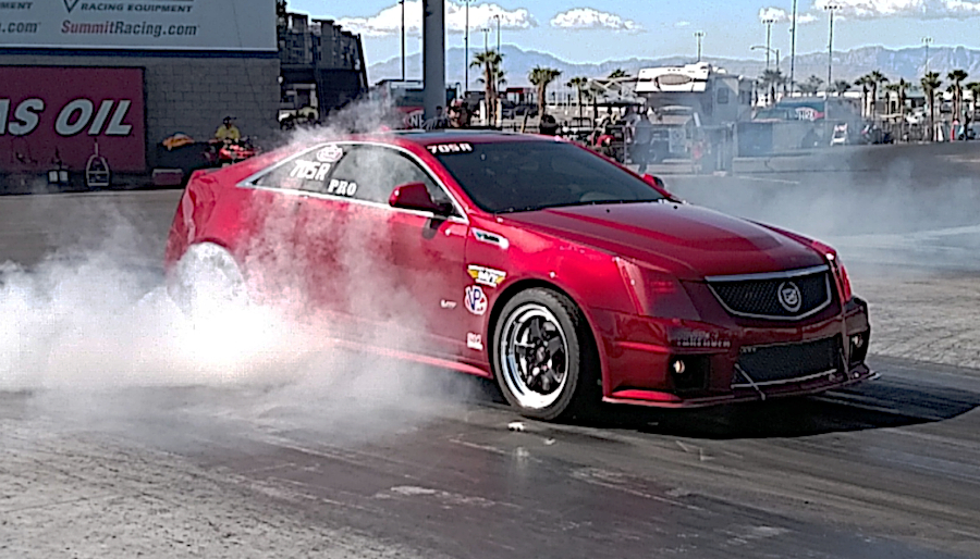 GuitarElectronics.com CTS-V Burnout
