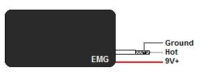 EMG Active Humbucker Wire Color Codes