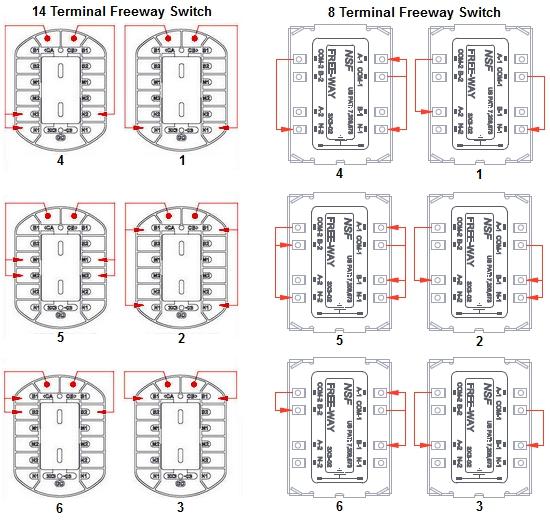 guitar pickup selector cross reference rh guitarelectronics com Light Switch Wiring Diagram Toggle Switch Wiring Diagram