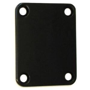 Guitar & Bass Neck Mounting Plate-Black