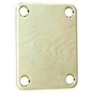 Guitar & Bass Neck Mounting Plate-Nickel